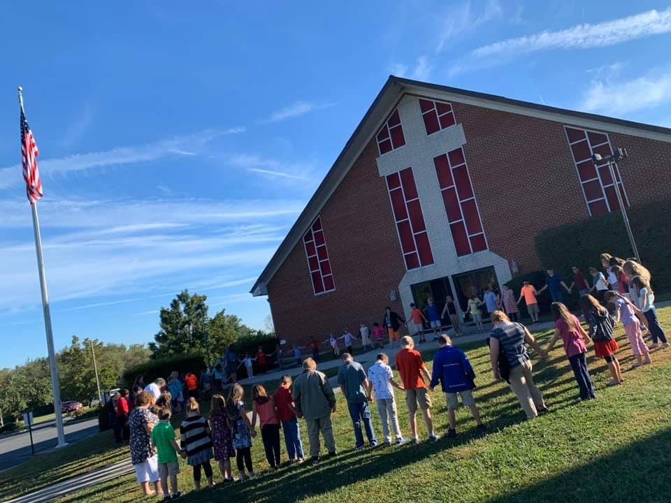 Ridgeview Christian School church